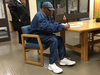 O.J. Simpson Released from Prison after 9 Years