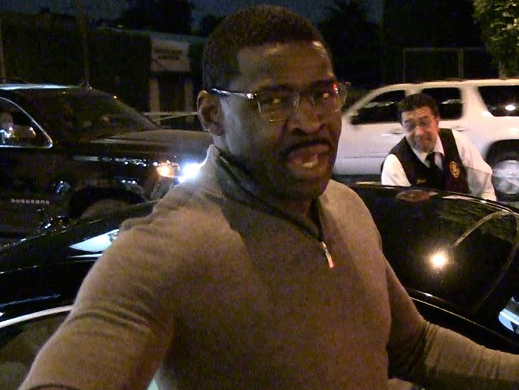 Michael Irvin: I'd LOVE to See Justin Timberlake at the Super Bowl ... Without Janet Jackson