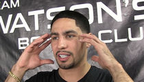 Boxing Star Danny Garcia Says McDonald's Is Prime for Groupies