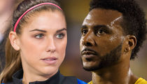 Alex Morgan Booted from Disney World, Cops Confirm