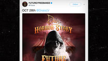 Future Called Out for Promoting Las Vegas Show