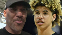LaVar Ball Yanks LaMelo from Chino Hills in Favor of Homeschooling