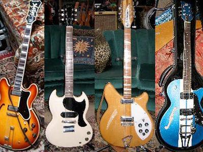 Tom Petty & Heartbreakers -- Cops Recover Stolen Guitars