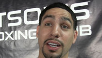 Danny Garcia to Conor: I'll Beat You Worse Than Floyd