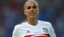 Cops: Alex Morgan Was Super Drunk, 'I Know the SWAT Team!'