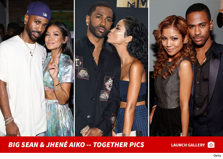 Image result for Jhené Aiko Gets Boyfriend Big Sean's Face Tattooed on Her Arm a Week After Finalizing Divorce