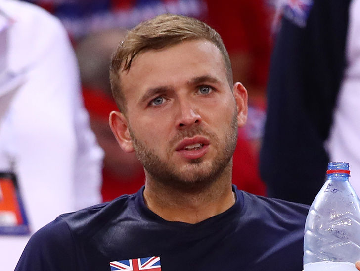 UK Men's Tennis Star Dan Evans Slapped with 1-Year Suspension for Cocaine