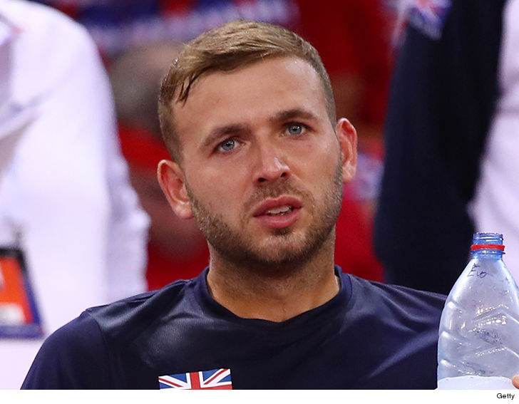 British Tennis Player Daniel Evans Banned One Year in Cocaine Case