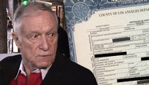 Hugh Hefner Death Certificate Reveals Cardiac Arrest, Blood Infection
