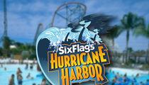 Six Flags Hurricane Harbor Sued, Patron Says Masturbation Ain't His Thing