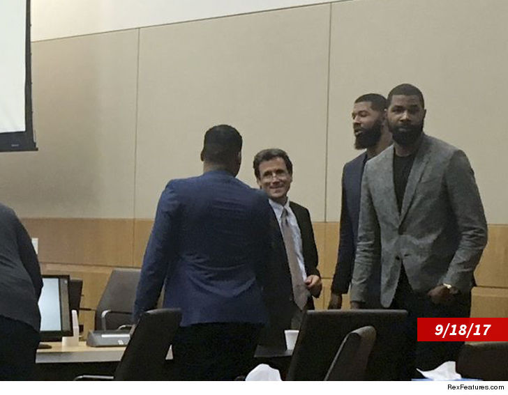 Marcus Morris found not guilty at Arizona trial