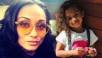 Chris Brown's Baby Mama Says Ex-Friend Threatening Her and Royalty