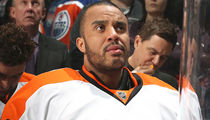 Ex-NHL Player Ray Emery Arrested for Allegedly Assaulting Ex-BET Host