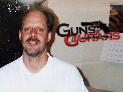 Vegas Shooter Stephen Paddock Armed Up At Guns & Guitars Store