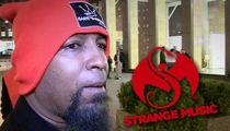 Rapper Tech N9ne Sues Record Company for Ripping Off His 'Strange Music' Label