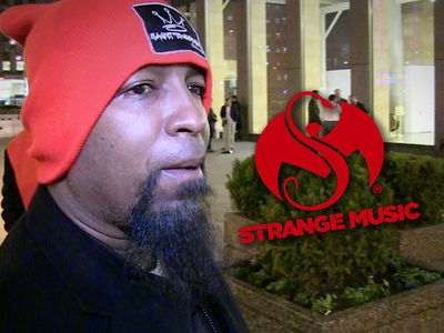 Rapper Tech N9ne Sues Record Company for Ripping Off His 'Strange Music' Label
