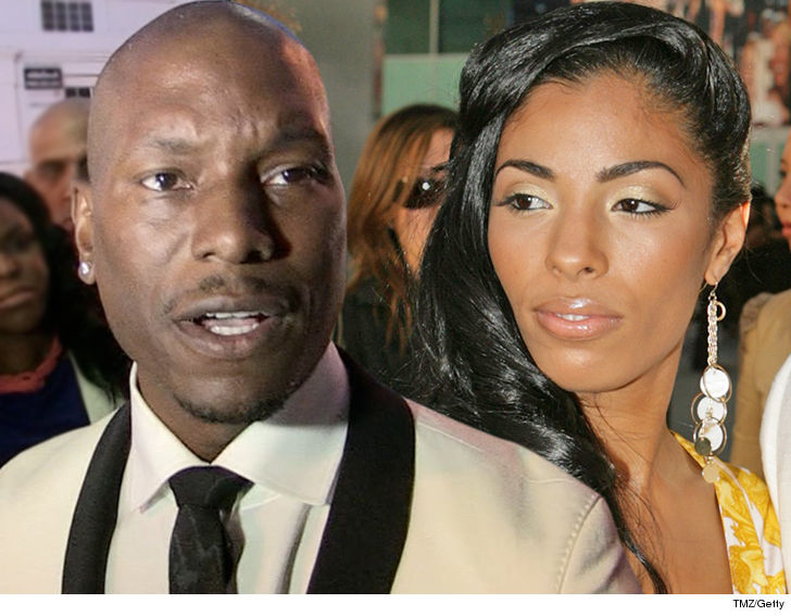 Tyrese Investigated Over Claims of Child Abuse