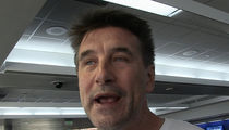 Billy Baldwin Says You Gotta Be Kidding that People Have an Absolute Right to Possess Guns