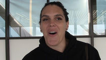 MMA Giant Gabi Garcia Says She's Down to Join Ronda Rousey in WWE