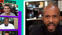 UFC's Demetrious Johnson: 1st Time I Got Punched? All Over WWE Wrestling