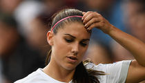 Alex Morgan Apologizes For Drunken Disney World Incident