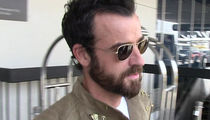 Justin Theroux Responds in Angry Neighbor Legal War
