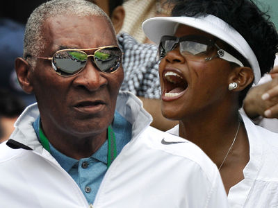 Serena Williams' Dad: Restraining Orders All Around!