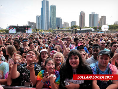 Stephen Paddock Booked Hotel Overlooking Lollapalooza 2 Months Before Vegas Massacre