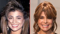 Paula Abdul -- Good Genes or Good Docs?
