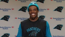 Cam Newton Disses 'Female' Reporter, Reporter's Pissed
