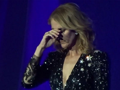 Celine Dion's Emotional Return to Las Vegas After Massacre