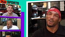 UFC Star Kevin Lee: I Love the F-Word