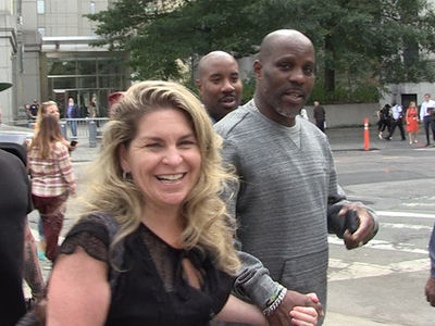 DMX Gained Weight During Rehab, And Apparently Plans to Keep It