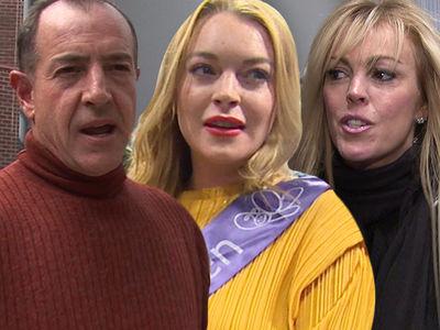 Lindsay Lohan, Senator's Snarky Drunk Dig to Trigger Lawsuit