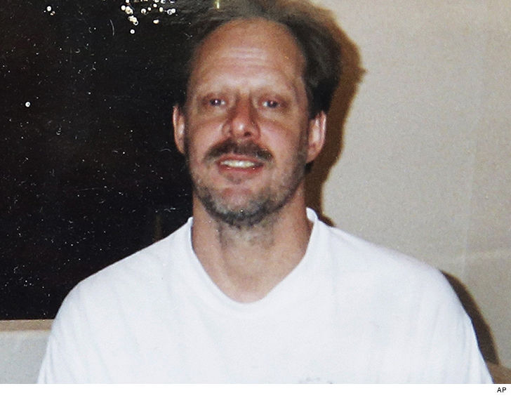 Las Vegas gunman shot security guard minutes before massacre, police say