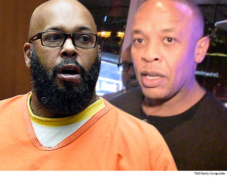 Suge Knight Claims Dr. Dre Paid $20000 to Have Him Killed