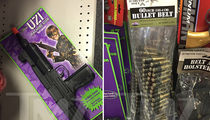 Las Vegas Shooting: Vegas Halloween Stores Still Selling Toy Guns