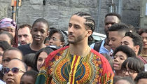 Colin Kaepernick In Top Secret Harlem Photo Shoot