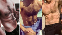 Grizzly Guys -- Guess the Famous Fuzz!