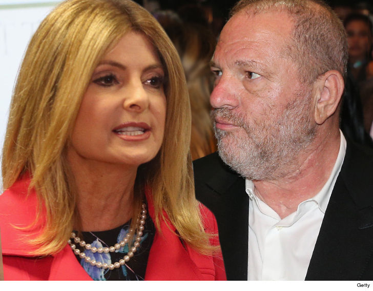 Lisa Bloom took her step out of Harvey Weinstein's sexual harassment case