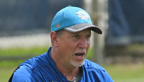 Dolphins Coach Chris Foerster Resigns After Cocaine Video, 'I Need Help' (UPDATE)