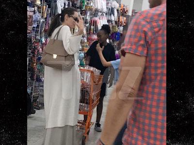 Angelina Jolie Spends $1,000 on Halloween Shopping