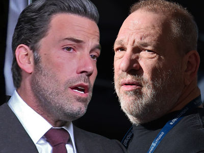 Ben Affleck Calls Harvey Weinstein's Actions 'Completely Unacceptable'