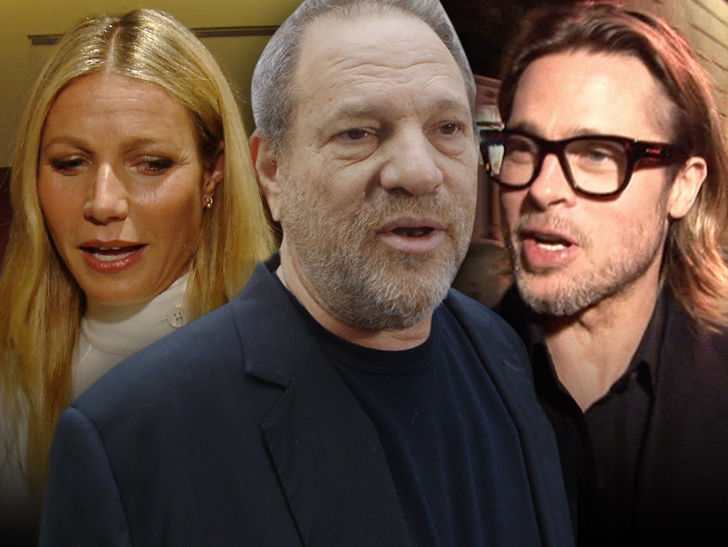 Gwyneth Paltrow Claims Harvey Weinstein Made Moves on Her ...
