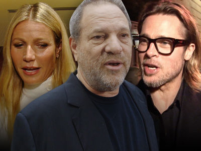 Gwyneth Paltrow Claims Harvey Weinstein Made Moves on Her and Brad Pitt Confronted Him