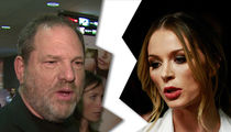 Harvey Weinstein's Wife, Georgina Chapman: Peace Bitch, I'm Leaving You
