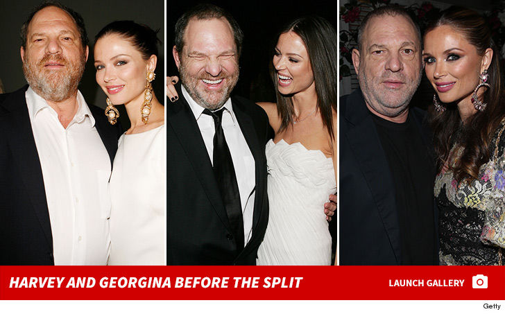 Harvey Weinstein's Wife, Georgina Chapman: Peace Bitch, I ...