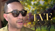 John Legend's Napa Vineyard Feeling the Heat in Wildfires