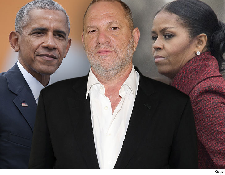 President Obama Says He's Disgusted by Harvey Weinstein | TMZ.com