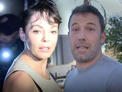 Rose McGowan Blasts Ben Affleck for Denying He Knew About Weinstein